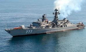 Iran navă distrugător