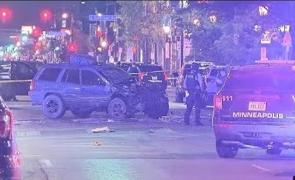politie sua Minneapolis accident