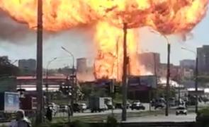explozie Novosibirsk Rusia