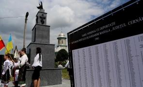 monumentul Dor de libertate