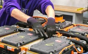 baterie masina electrica fabrica