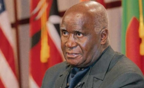 Kenneth Kaunda presedintele fondator al Zamiei