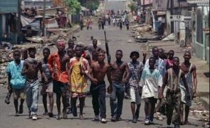 liberia razboi