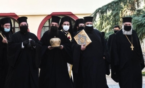 mitropoliți ortodocși greci