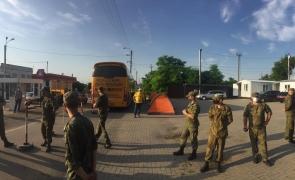 militari transnistria