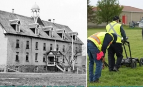 Canada morminte neidentificate