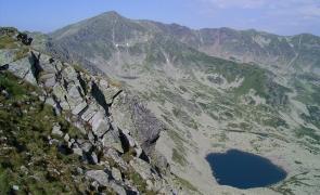 masivul Parâng munti