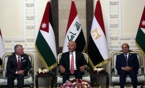 sumit Egipt Iordania Irak Abdel Fattah al-Sisi Abdullah al II-lea al Iordaniei