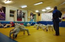 judo, copil