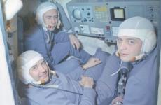 Roskosmos Echipajul navei spațiale Soiuz-11