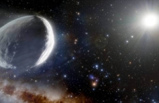 cometa soare spatiu cosmos