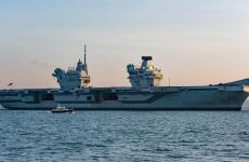 nava marea britanie