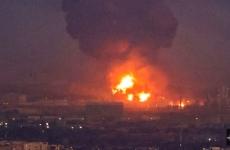 explozie Iran
