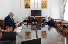 Părintele David Pestroiu, Dumitru Sorica și Părintele Marian Vild