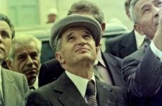 Nicolae Ceaușescu, bască