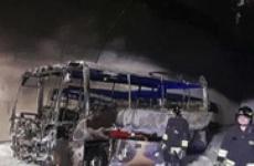 autobuz incendiu italia 25 copii salvati