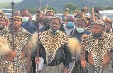 regele Misuzulu Zulu