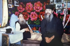 părintele Gherasim de la Mănăstirea Sihăstria
