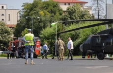 elicopter aterizare de urgenta