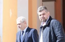 Marcel Ciolacu Liviu Dragnea