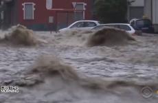 inundatii germania