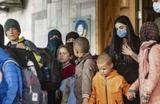 orfani de jihadişti copii siria