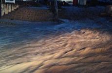 inundatii busteni