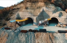 bulgaria tunel