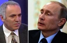 Putin Kasparov