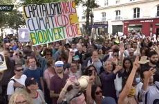 protest franta paris