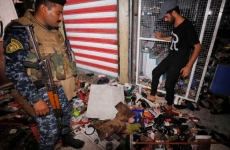atentat din Bagdad militar