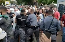 protest israel