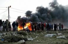 cisiordania violente palestinieni