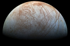 cosmos satelit natural Europa luna jupiter planeta