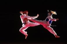 Taekwondo karate sport