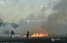 pompieri incendiu