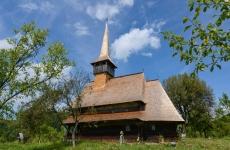 monument UNESCO Biserica de lemn Intrarea Maicii Domnului ȋn Biserică