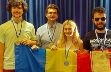 Studenții UB competiția de matematică