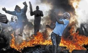 revolta revolutie africa