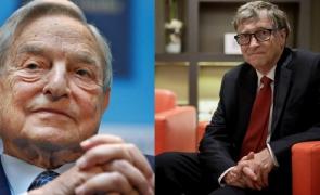 Gates Soros