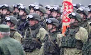 Zapad-21 militari rusi