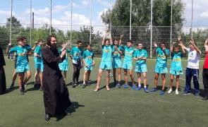 Campionatul de Fotbal al Arhiepiscopiei Sucevei