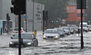 inundatii londra