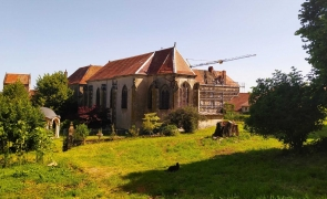 Mănăstirea Godoncourt din Franța