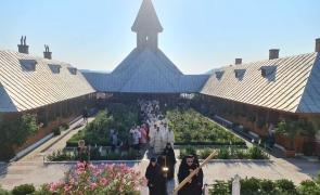 Mănăstirea Sfânta Ana – Orşova