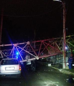 antena gsm cazuta locuinte