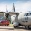 decolarea aeronavei C-27J Spartan din Baza 90 Transport Aerian, pacienți, arși, arsuri, bolnavi
