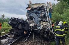 accident feroviar cehia