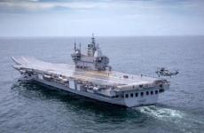 INS Vikrant portavion