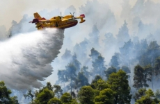 avion incendii